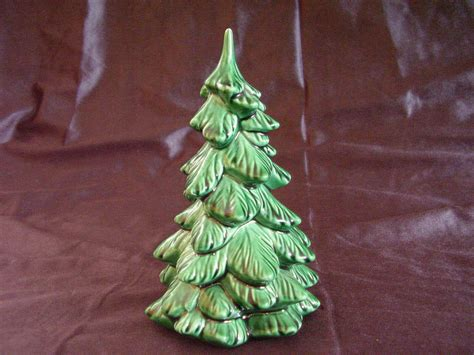 small ceramic christmas tree holland mold villages houses