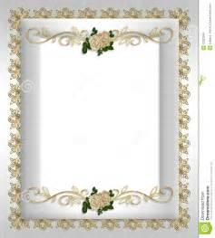 rosas formales del blanco del modelo de la invitaci 243 n foto