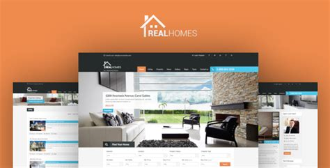 real homes real homes v2 6 3 real estate theme