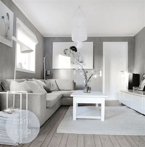 light grey living room ideas white and light grey natural charme blank canvas