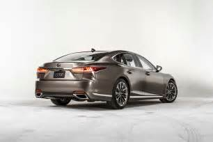 Ls Lexus 2018 Lexus Ls Look Automobile Magazine