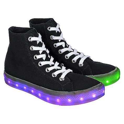 Led Shoes Black starry eyed jordan06w hi s black led casual sneakers