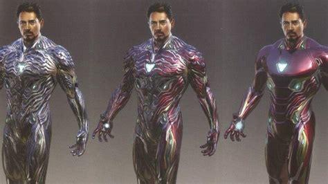 iron mans mark avengers endgame
