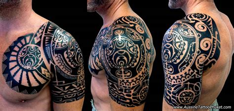 scottish tribal tattoo designs tribal artworks polynesian maori