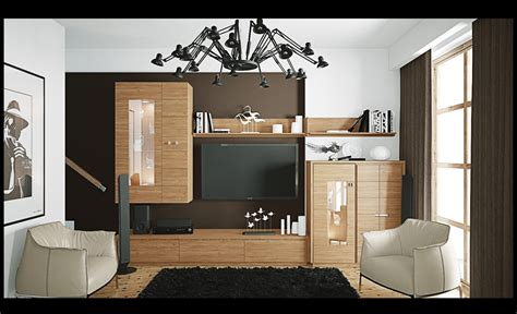 brown lounge modern living rooms showme design