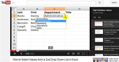 excel tutorial uk excel spreadsheets help 11 best excel video tutorial channels