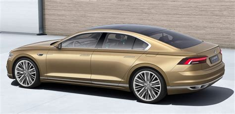 volkswagen c coupe gte 28 images china debut for