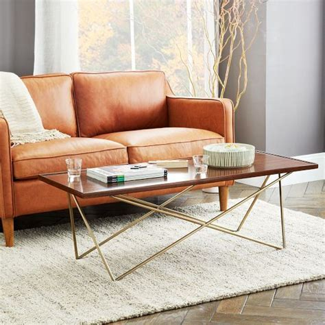 Living Room Without A Coffee Table by Coffee Tables West Elm And Coffee On