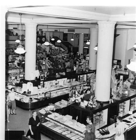 boston store 1950s history and memorabilia erie