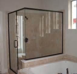 glass doors for showers glass shower doors