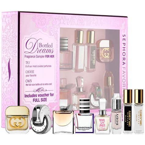 sephora gift sets bottled dreams fragrance sler for sephora