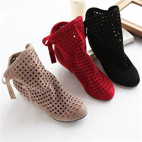 s summer bow soft flat ankle boots us 49 00