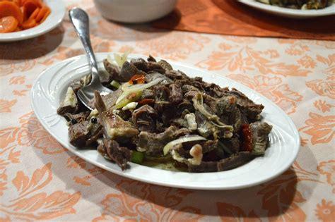 cucina di sardegna cucina di sardegna ricetta carne di daino in antipasto a