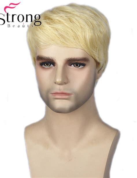 popular man blonde wig buy cheap man blonde wig lots from popular mens blonde wig buy cheap mens blonde wig lots