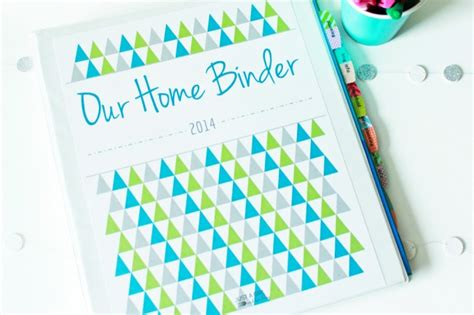 Student Desk Labels Our Home Binder A Tour With Free Printables Just A