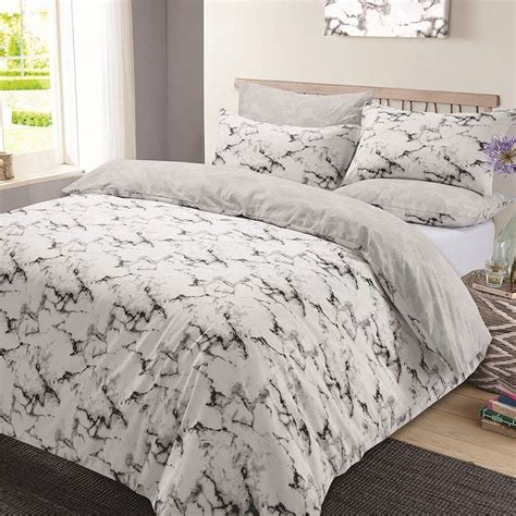 double bed coverlet dreamscene duvet cover with pillowcase polycotton bedding
