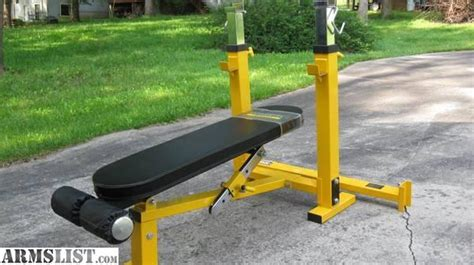 powertec bench for sale armslist for sale weight bench