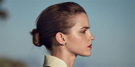 Emma Watson finally feels comfortable with herself at age