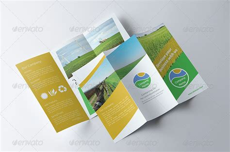 agriculture tri fold brochure v006 by as group