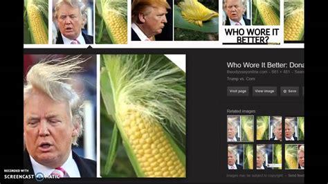 donald trump vs corn donald trump vs corn read description youtube