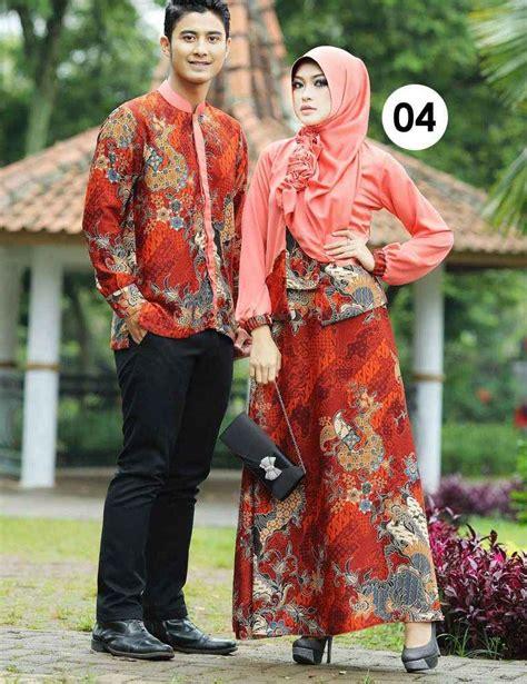 baju muslim couple modern murah untuk remaja toko baju 100 gambar model baju batik pasangan keren dengan 10