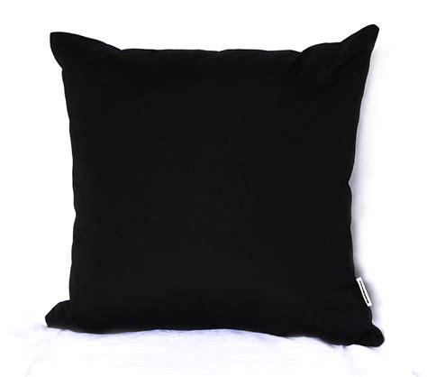 black cusions black 85x85cm floor cushion outdoor interiors