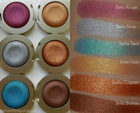 Eyeshadow Gel milani gel powder eye shadows the