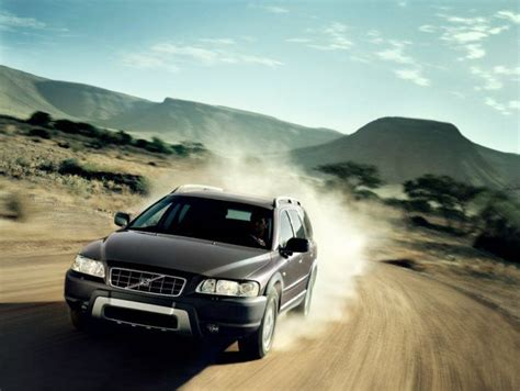 cross country celebrated  forthcoming volvo