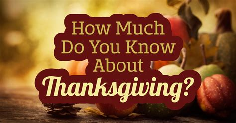 How much do you know about thanksgiving question 1 what was the name of the village where the
