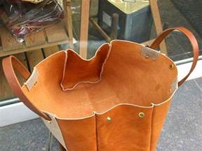 17 best ideas about leather bag pattern on