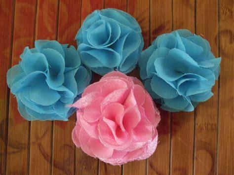 tutorial buket bunga satin bunga langit tutorial bunga 3d