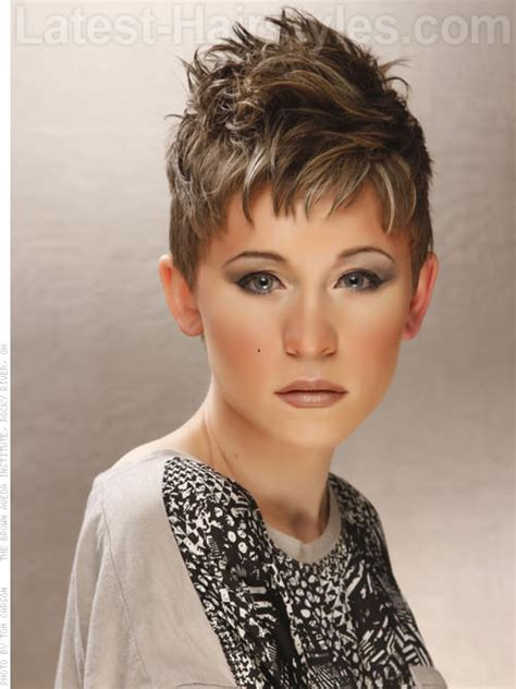 Can You Have A Choppy Pixie Cut On A Heart Shaped Face | can you have a choppy pixie cut on a heart shaped face