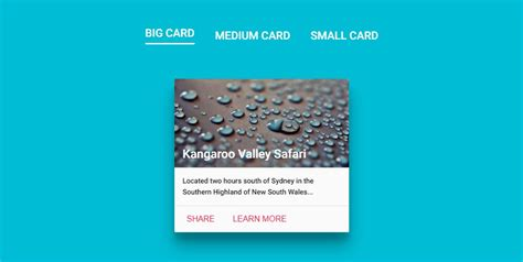 material design lite calendar 10 material design card exles on air code