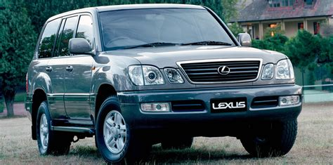 lexus curtains lexus lx470 recalled in australia for curtain airbag fix