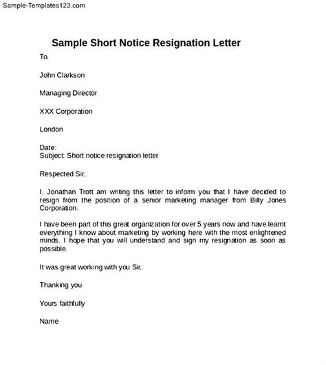 Resignation Letter Immediate Effect Uk Resignation Letter Format Effect Resignation Thedruge390