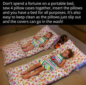 how to make a pillow bed 1000 ideas about pillow beds on pinterest aprons