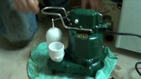 check valve installation in kitchen atlantic drain diy zoeller m53 sump pump install plus