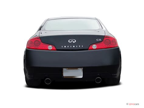 infinity car back image 2006 infiniti g35 coupe 2 door coupe auto rear