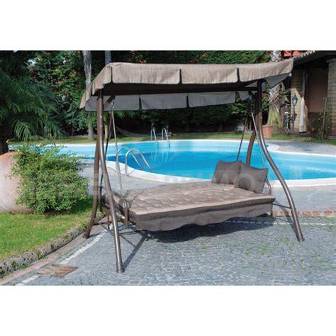 dondolo da giardino dondolo da giardino in ferro dondolo letto m0493 ebay