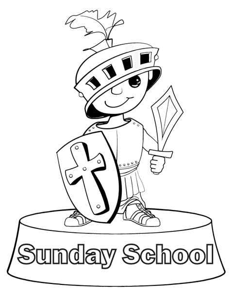 sunday school for boys coloring page h m coloring pages