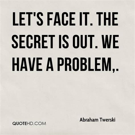 secret we the abraham twerski quotes quotehd