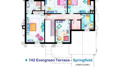 742 evergreen terrace floor plan designers in legal brawl over novelty floor plans of the