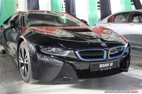 bmw i8 launch in india pics of bmw i8 in india obtained ahead of launch in