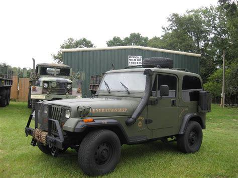 Jeep Generations S Vehicles Restorations