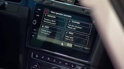 volkswagen production system volkswagen e golf touch previews near production mib
