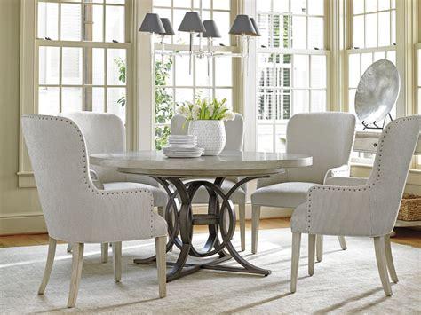 lexington dining room table oyster bay calerton round dining table lexington home