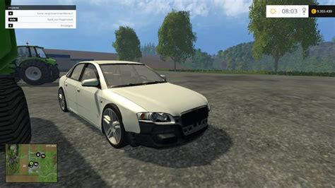 Audi A4 Unfall by Audi A4 Unfall Edition V 1 0 187 Gamesmods Net Fs17 Cnc