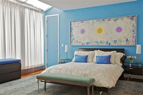 Bedroom Color Schemes Blue 15 Blue Bedrooms With Soothing Designs