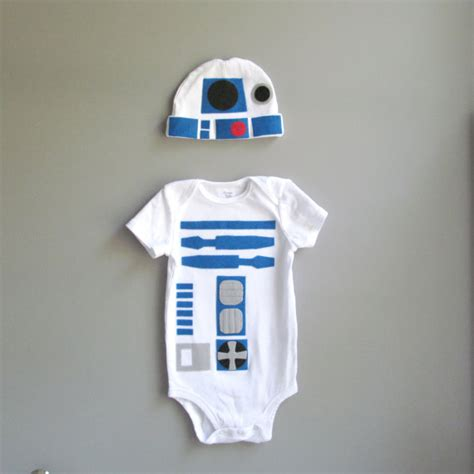 R2 d2 baby clothes pic global geek news
