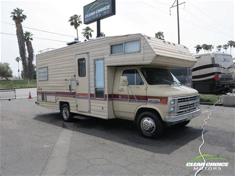 chevy motorhome 1993 chevy c30 motorhome images